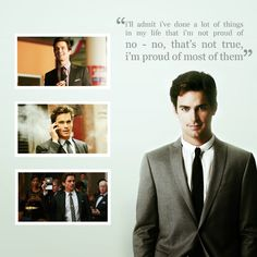 Oh Neal. White Collar