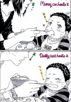 Mommy knows best ---- Pinned from http://yaoi-sasuke.tumblr.com/post/93485860608/shared-from-facebook