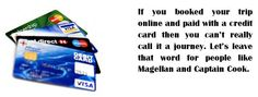 Magellan you ain't.