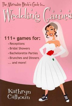 Kick your wedding into high gear with over 111 fabulous games for receptions, bridal showers, bachelorette parties, gift-opening brunches, and more! This book also includes 175 wedding trivia questions, 50 photocopiable pages of game cards and quizzes,...