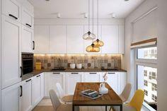 Cocina pequeña departamento