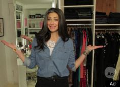 """Stacy London Of """"What Not To Wear"""" Invites Us Into Her Closet (VIDEO)"""