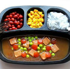 ¿Te gustan la comida salada y los dulces? ¡Pues te encantará esto!