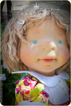 Deposit on a made to order custom 18 inch Waldorf doll.One-of-a-kind doll will be made before Christmas.