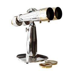 Big Eyes Binoculars Archives - House of Whitley Nikko, Binoculars For Kids, Star Patterns, Big Eyes, Exterior Design, Design Projects, Crates, Restoration, Japanese