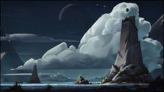 ArtStation - Portal Beacons, Liam Smyth