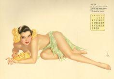 Esquire 1943- Vargas
