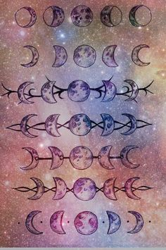 Different ways to do the lunar cycle