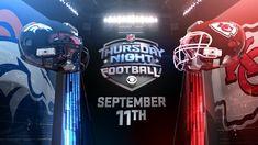Thursday Night Football Promo - Mike Arcangeli