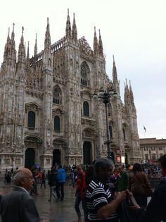 Milan,s Duamo
