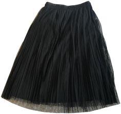 Tulle Skirts, Banana Republic, Size 2, Black, Fashion, Moda, Black People, Fashion Styles, Fashion Illustrations