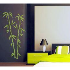 Стикери за стена   Спалня   Бамбук 03, Две клонки