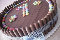 Torta Togo e Smarties per il primo compleanno del mio piccolo Sebastiano #tortecompleannobimbi #tortatogoesmarties #compleannobimbi #primocompleanno