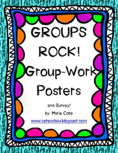 The Hands-On Teacher: Group Work, Collaboration, and Pin it to Win it!
