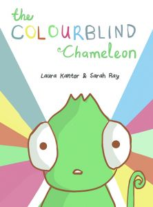 Once Upon A Time...: Review of The Colourblind Chameleon