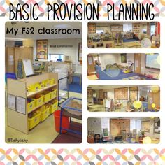 A link to my basic provision planning. (As of 2015)