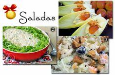 Sugestão de Cardápio para o Fim de Ano: Saladas
