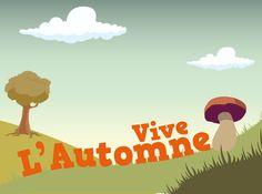 Vive l'automne ! Envoyez cette carte virtuelle gratuite : http://www.dromadaire.com/carte-automne