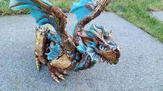 Benutzerdefinierte Dragon Made to Order von MakoslaCreations
