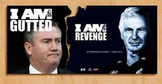 I am Gutted , I am Revenge