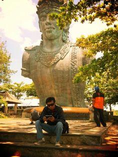 in garuda wisnu kencana Bali
