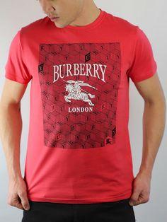c620544c683b Burberry London Logo T-Shirt – Pink. Clothing Depot