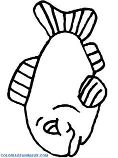 58 En Iyi Fish Coloring Pages Goruntusu Fish Coloring Page