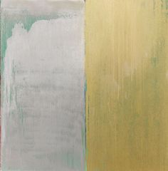 Pat Steir  CHINATOWN 2012  Oil on canvas  84 x 84 inches  213.4 x 213.4 centimeters  CR# SE.30309