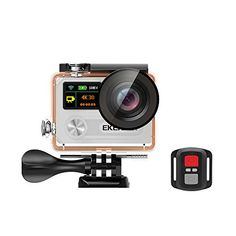 Camera  TOOGOOR 170 degree 4K Ultra HD Helmet Sports WiFi Action Camera CAM Waterproof Car Recorder * Continue to the product at the image link. (This is an affiliate link)