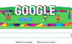 Doodle de Google para los Juegos Olímpicos Especiales 2015 que arrancan en EE.UU. con 6.500 deportistas de 165 países