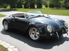 Porsche 1956 356 GTR Wide Body Speedster Convertible Replica, Kit, Extremly Rare, US $27,900.00, image 1