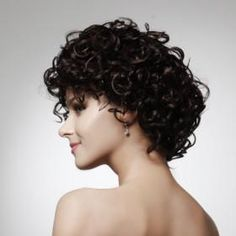 Capless Short High Quality Synthetic Curly Hair Wig Multiple Colors Available *free ship