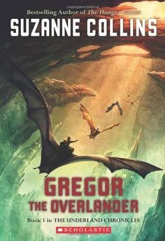 Gregor the Overlander Underland Chronicles