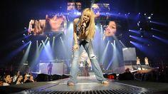 Miley as Hannah TBT