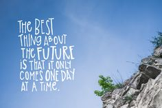 On this #motivationmonday, take the time enjoy the day and all it brings!