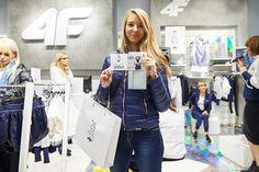 #GaleriaMokotów #fashion #event #sportfashion #athleisure #RSx4F #ranitasobanska for #4F