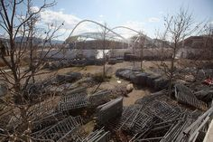 Abandoned Olympic Venues From Around The World Or Why It's The Biggest Waste Of Money Ever