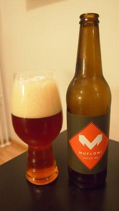 Panimoravintola Beer Hunters Mufloni CCCCC Ipa  7,0% hana SOPP 2012