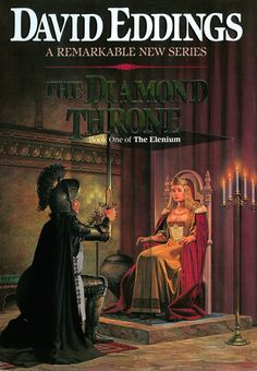 13 best books images on pinterest fantasy books science fiction my dad named me from this book the diamond throne by david eddings fandeluxe Images