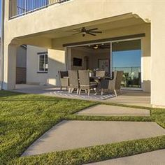 Beautiful outdoor spaces at Phoenix Crest, new homes by Benchmark Communities in Rancho Cucamonga