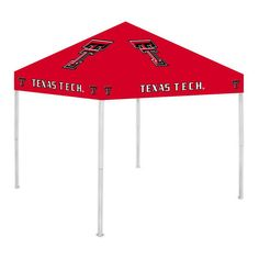 Texas Tech Red Raiders NCAA Ultimate Tailgate Canopy Replacement Top Only