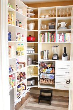 ▷ Organisieren Sie Ihre Speisekammer heute