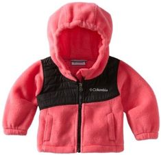 Columbia Baby-girls Infant Emma Angel Fleece Jacket: Price: $24.94 - $36.00