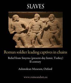 Venalicia, slaves markets ... [eng] http://www.romeandart.eu/en/art-venalicia.html