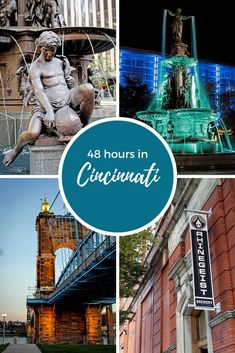 "century Cincinnati rivaled larger cities in size and wealth earning it the nickname ""Queen City."" Here's what to do if you have 48 hours in Cincinnati. Cincinnati Chili Skyline, Cincinnati Breweries, Cincinnati Kids, Cincinnati Downtown, Pittsburgh, Zermatt, Dublin, Walt Disney, Amsterdam"