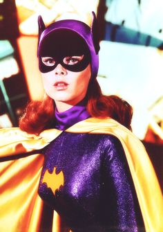 Here's a really interesting public service announcement from promoting equal pay for Women. Starring Yvonne Craig as Batgirl . Batman Show, Batman And Batgirl, Batman Tv Series, Batman 1966, Im Batman, Batman Robin, Batman Logo, Superman, James Gordon