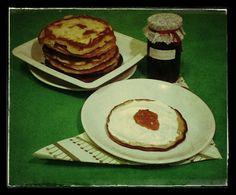 Palačinky s tvarohem (1h/easy as pie)