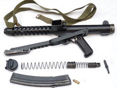 Sterling MK4 L2A3 submachine gun 9mm.