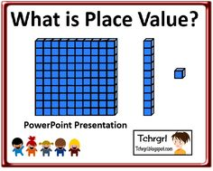 What is Place Value? PowerPoint Presentation.  This presentation answers the question, Why do we have Place Value?