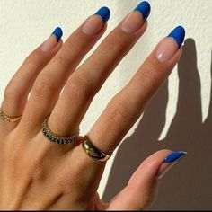 Frensh Nails, Swag Nails, Hair And Nails, Kylie Nails, Nagellack Design, Nail Jewelry, Jewellery, Funky Nails, Fire Nails